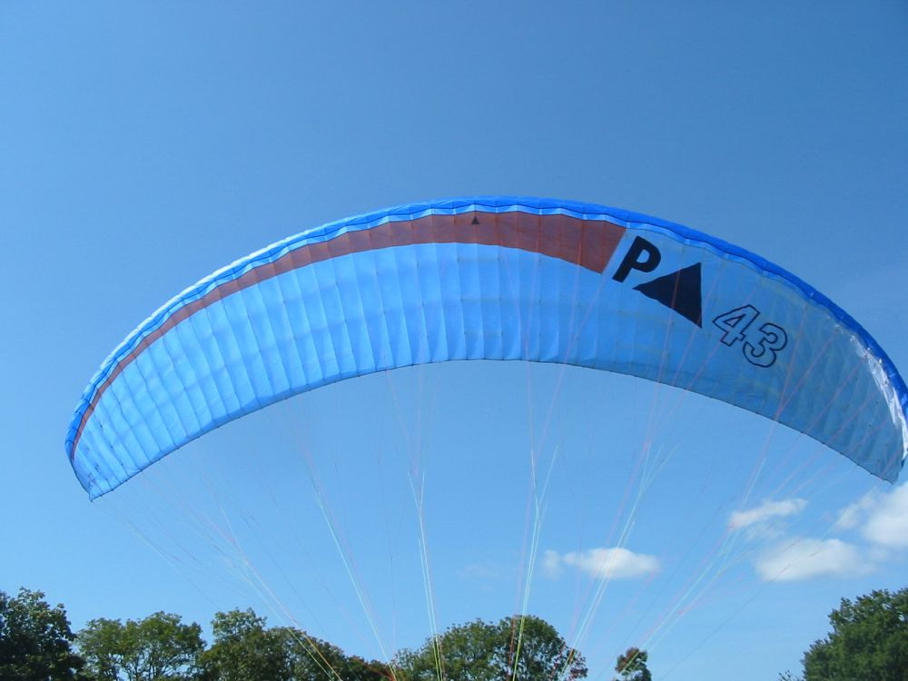 parachute de secours occasion